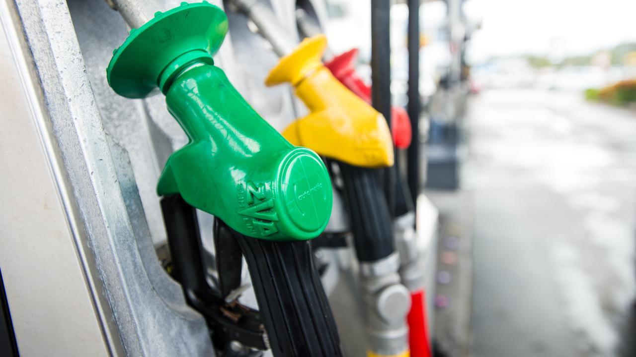 Fuel prices across Mackay range between 126.0 and 134.9.