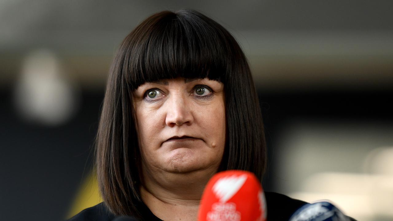 Rugby Australia CEO Raelene Castle. Picture: AAP/Bianca De Marchi