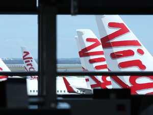 Virgin Australia halts trading