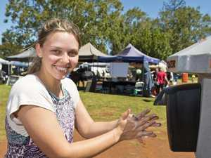 Toowoomba Farmers' Market goes online for first time