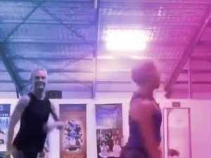 La Creme Dance Academy twirl into world of Tik Tok
