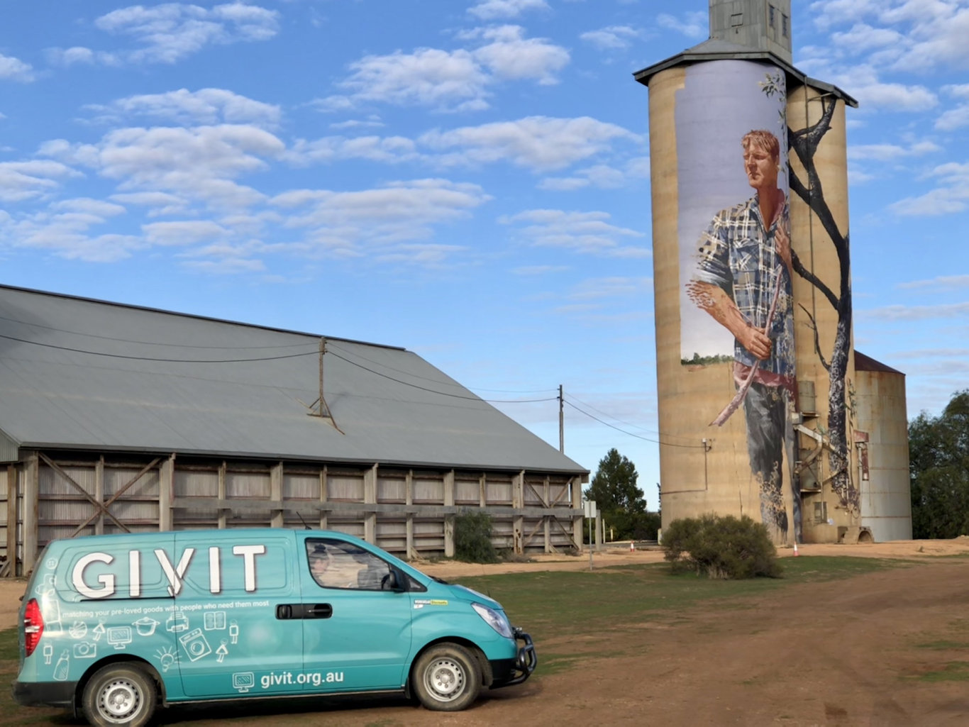 Taubmans paint by PPG and not-for-profit GIVIT launched the national 'In It Together' campaign today to provide to support to natural disaster effected communities.