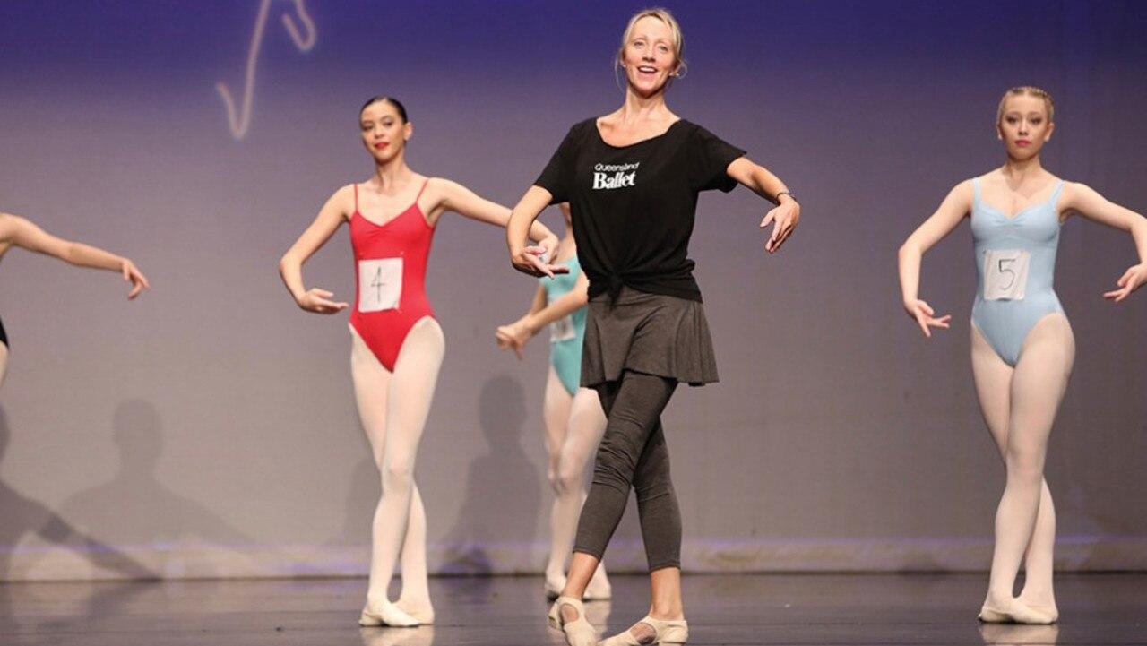 BORN DANCER: Noosa dance instructor Lyn Fitzsimons has been a dancer since she was three.
