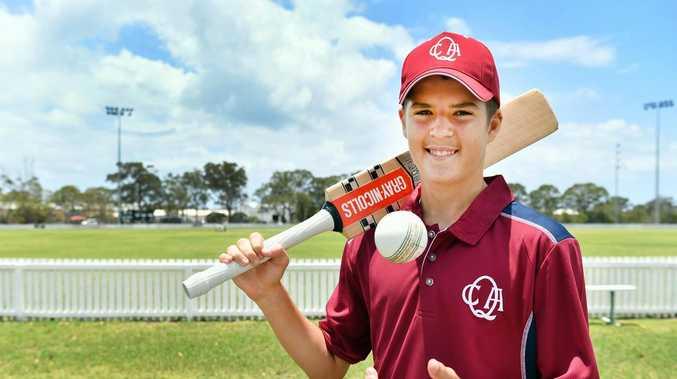 Hervey Bay Cricket Award Winners