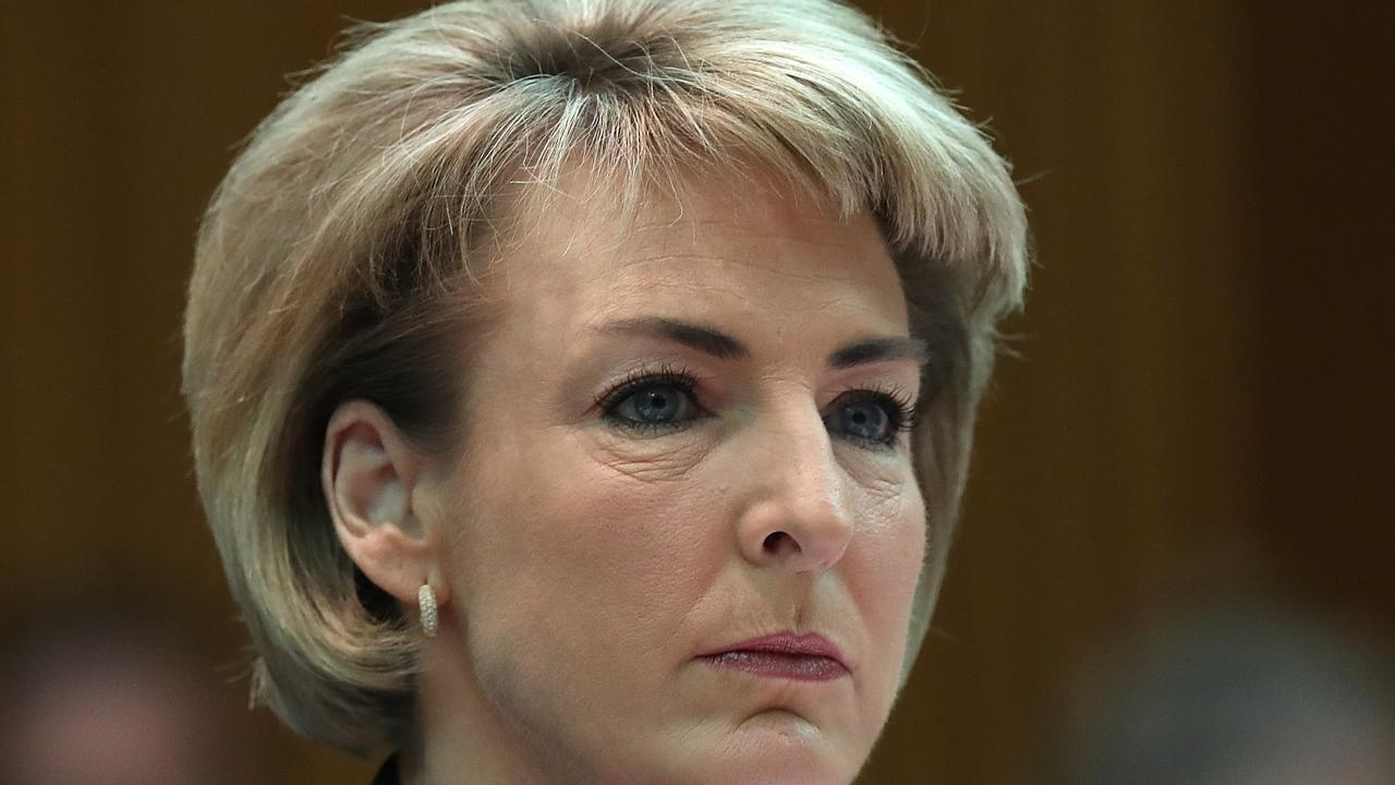 Employment Minister Michaelia Cash. Picture: Kym Smith