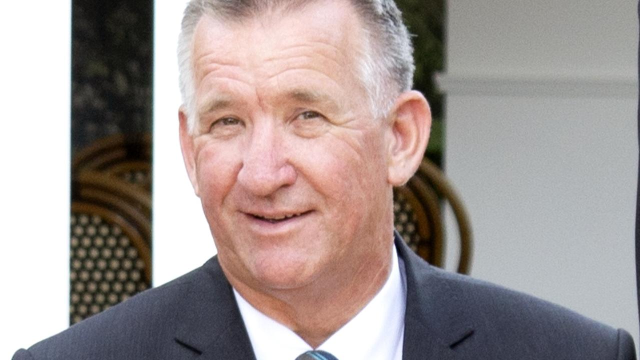 NEW LIMITS: Burstow's Lockyer Valley Funerals co-owner Trevor Burstow said the changes limiting funerals to only 10 people was hard on families.