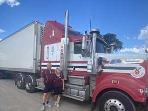 Truckies to be honoured for going 'above and beyond'