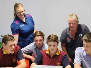 Local students take on future technologies