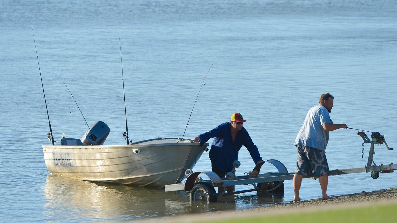 Gladstone fishers can still fish for food and boats can be used for essential travel, but not recreation.