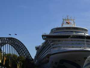 Deadly cruise ship begs to stay in Sydney
