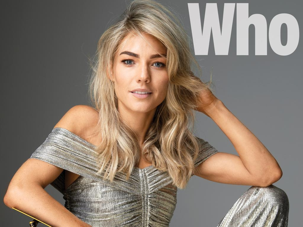 Sam Frost in Who magazine. Pic credit – Steven Chee for WHO.