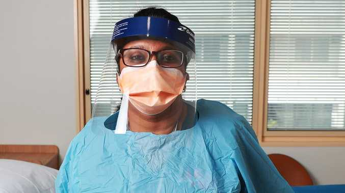 Health service backflips on order to reuse masks