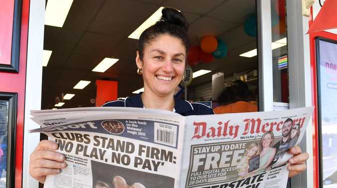 Mackay newsagencies are an essential service