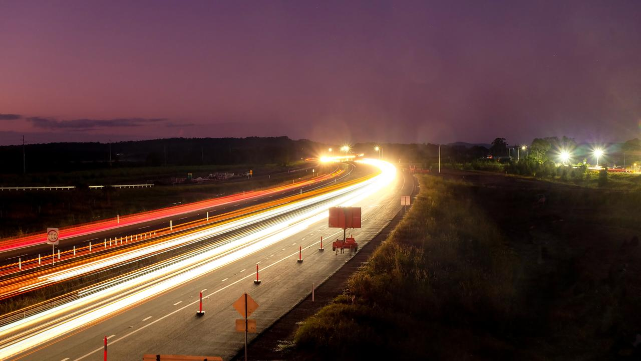 The new section of the Pacific Highway from Maclean to Tyndale is open.