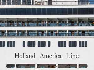 Stranded cruise ships give rise to diplomatic woes