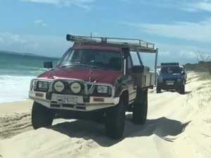 Plan to keep 4WD beach open for Easter 'irresponsible'