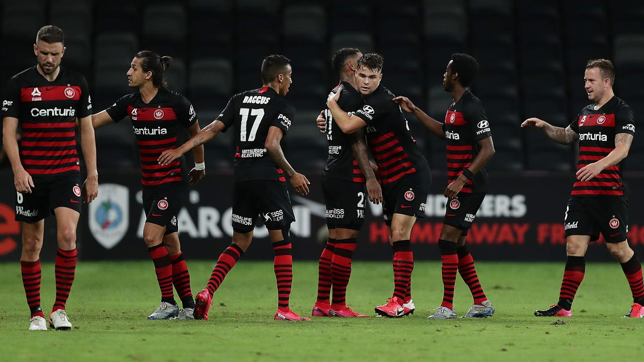 Western Sydney Wanderers' entire playing group, as well as other staff, have been stood down.