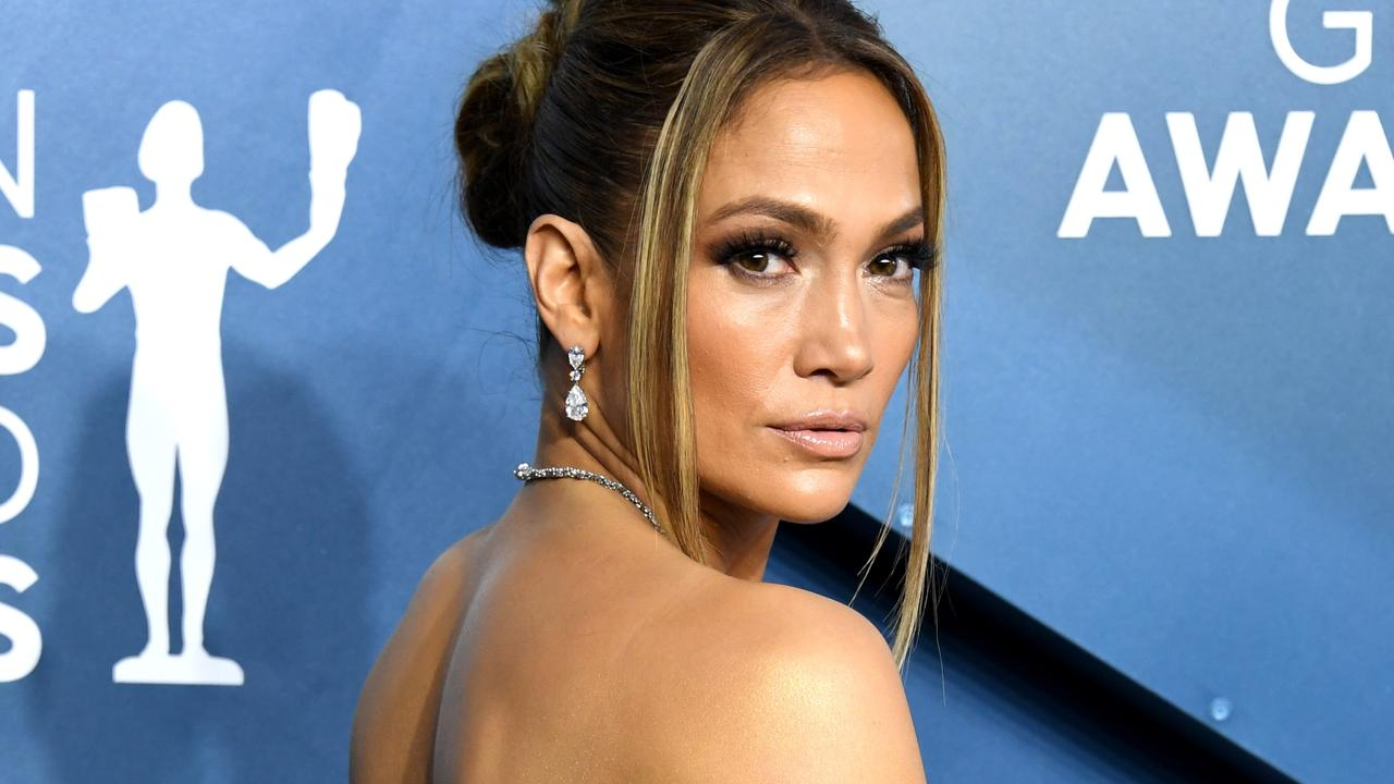JLo was caught in the middle.