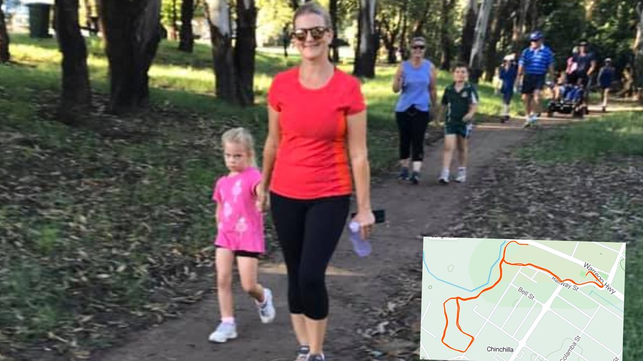 NEW IDEA: Charleys Creek parkrun goes virtual so residents can keep running as well as obeying social distancing rules.