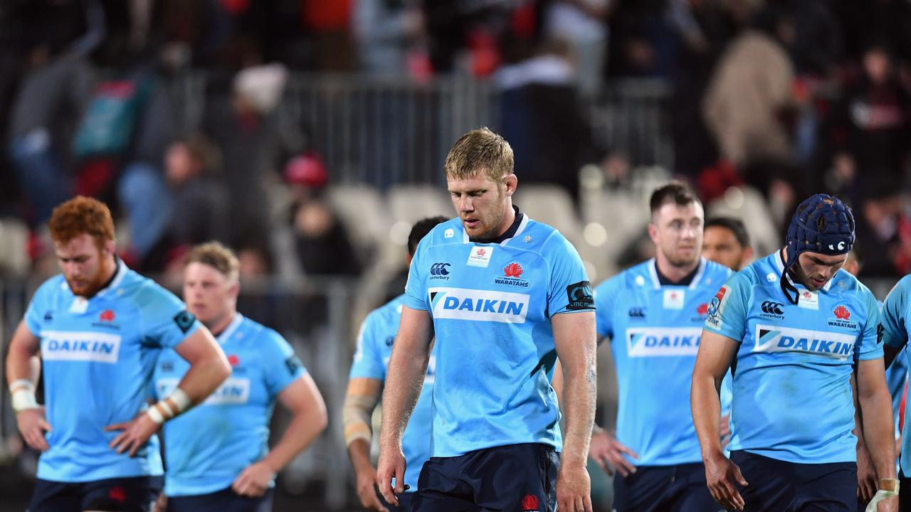 The end? Super Rugby could be on its last legs. Picture: Getty