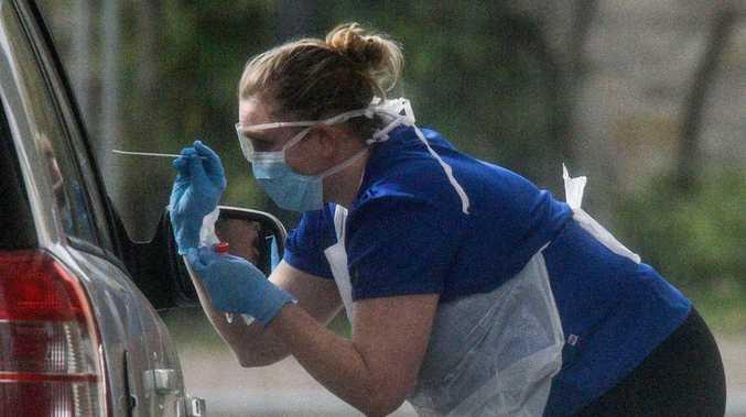 Warwick to open drive-through coronavirus clinic