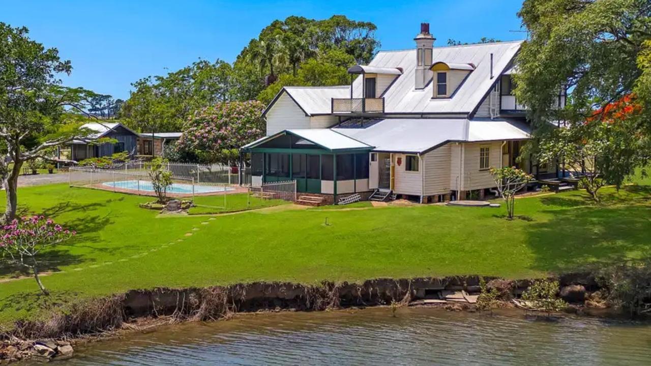 Wynyabbie House at Palmers Island