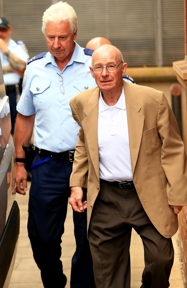Roger Rogerson was convicted on drug and murder charges in 2016. Picture: Adam Taylor