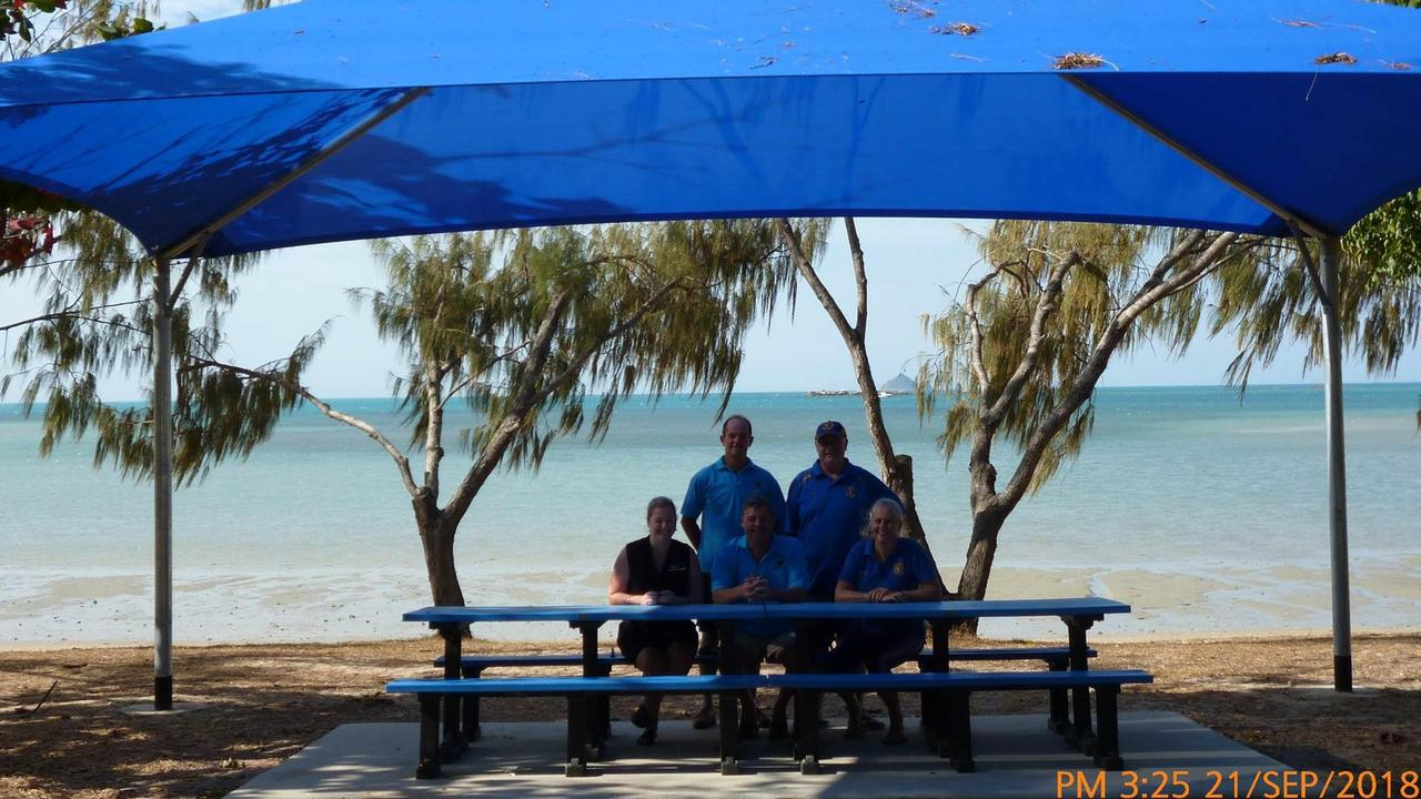 A family say they were left feeling like criminals when police questioned them over a fishing trip to a beach and their decision to share a single sunshade.