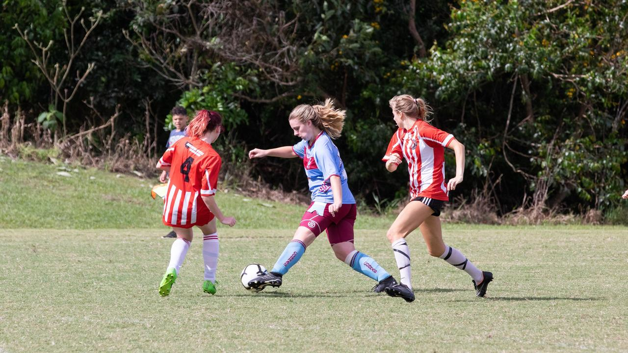 WAITING GAME: Football Far North Coast will not return until at least May 31 after extension of its suspended season. Photo Ursula Bentley@CapturedAus.