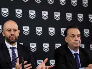 V'landys the man to cut through murky NRL politics