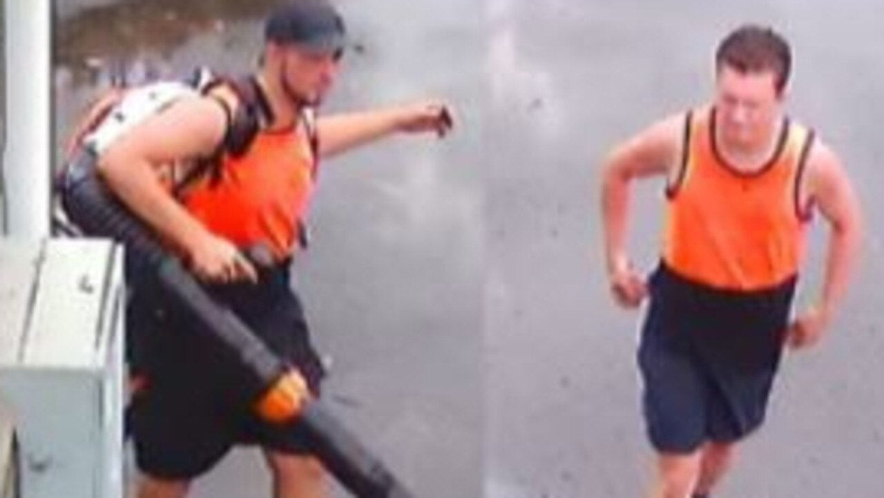 SCAM: Police believe these people may be able to assist with inquiries into recent bitumen scams on the Sunshine Coast.