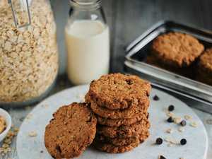 Go nutty for this more-ish cookie recipe
