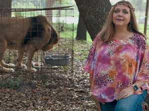 Carole Baskin slams Tiger King doco