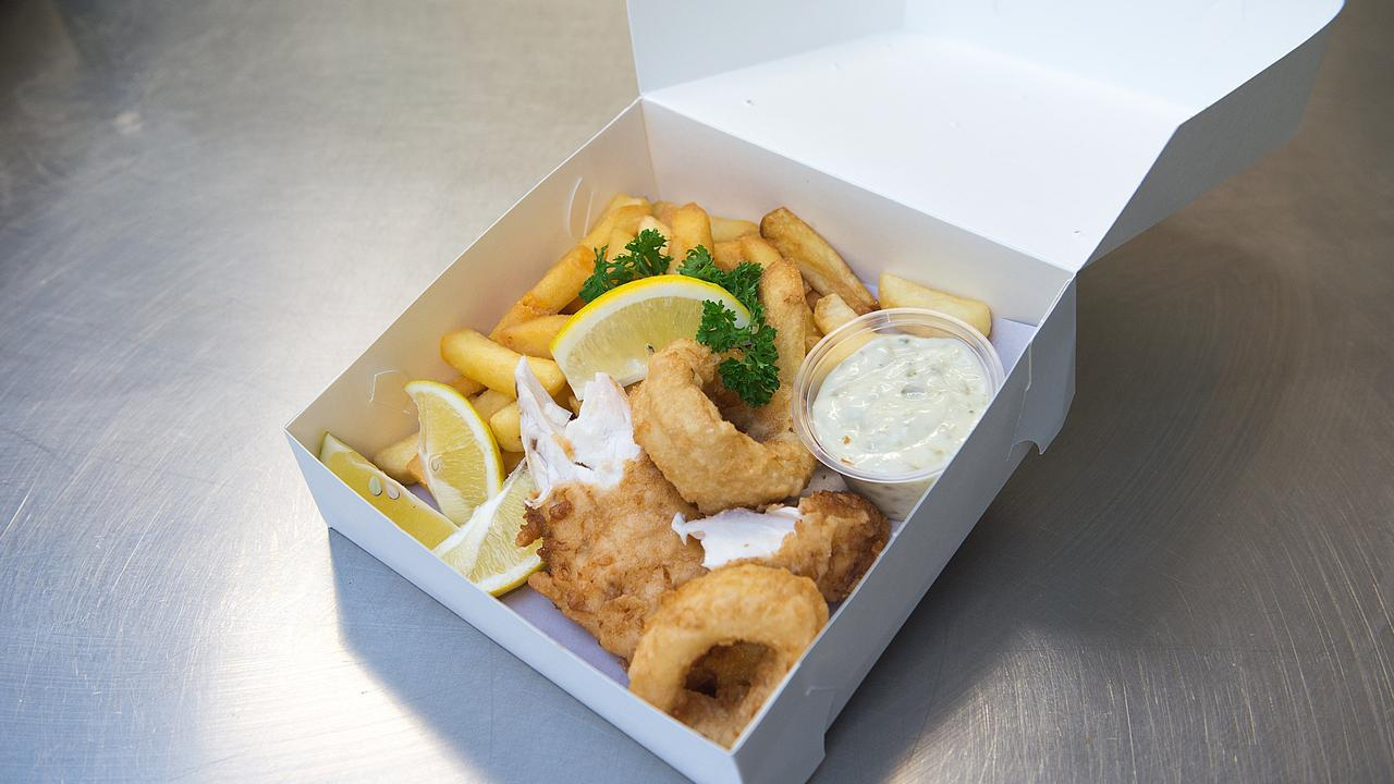 GOOD CATCH: Molly Malones Fish & Chips Restaurant.