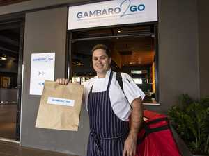 Serious chefs turn to takeaway