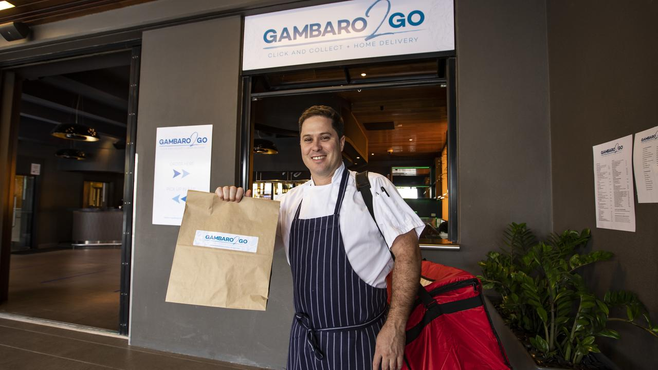 REVIEW: There's a posse of Brisbane's best chefs in the kitchen, but what's the food like at Gambaro's new takeaway business?