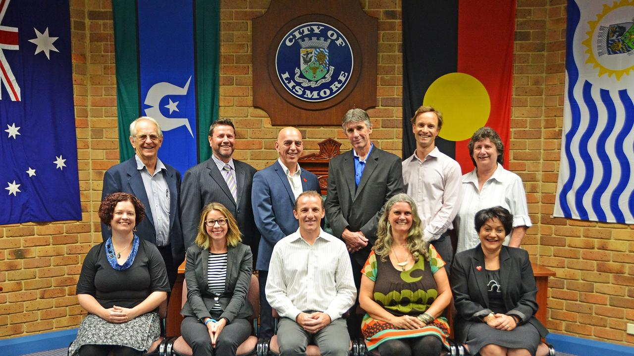 Lismore City Council's councillors have released a joint statement calling for both State and Federal government assistance amid the coronavirus crisis. Photo: Lismore City Council