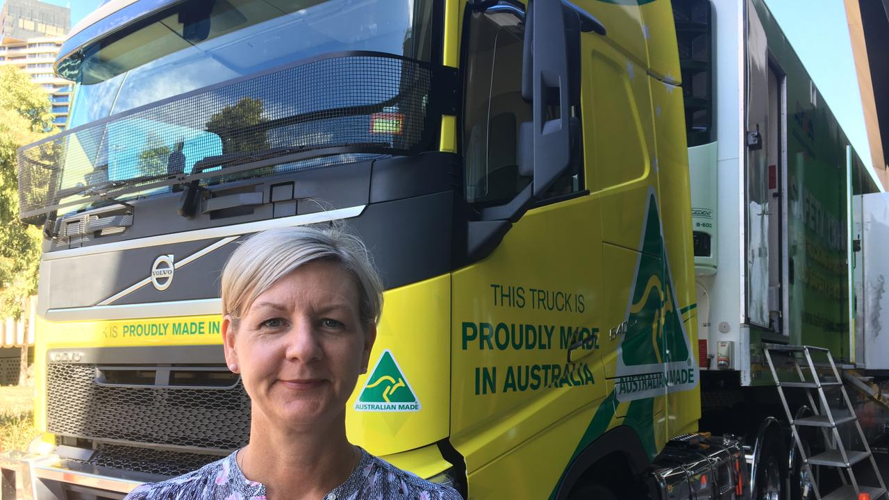 Melissa Weller said TruckSafe uses a rigorous independent audit approach and uses an independent expert panel to approve accreditation applications