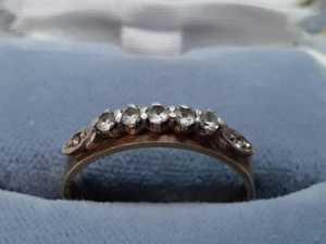 Ring found near Urangan Marina