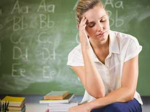 Teachers in crisis: 400 calls for support every day