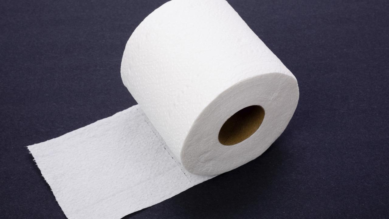Roll of toilet paper. Thinkstock