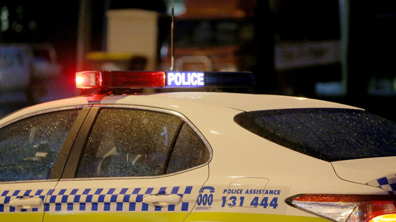 A man has been charged with murder after a motorcyclist was struck and killed by a ute on Wednesday.