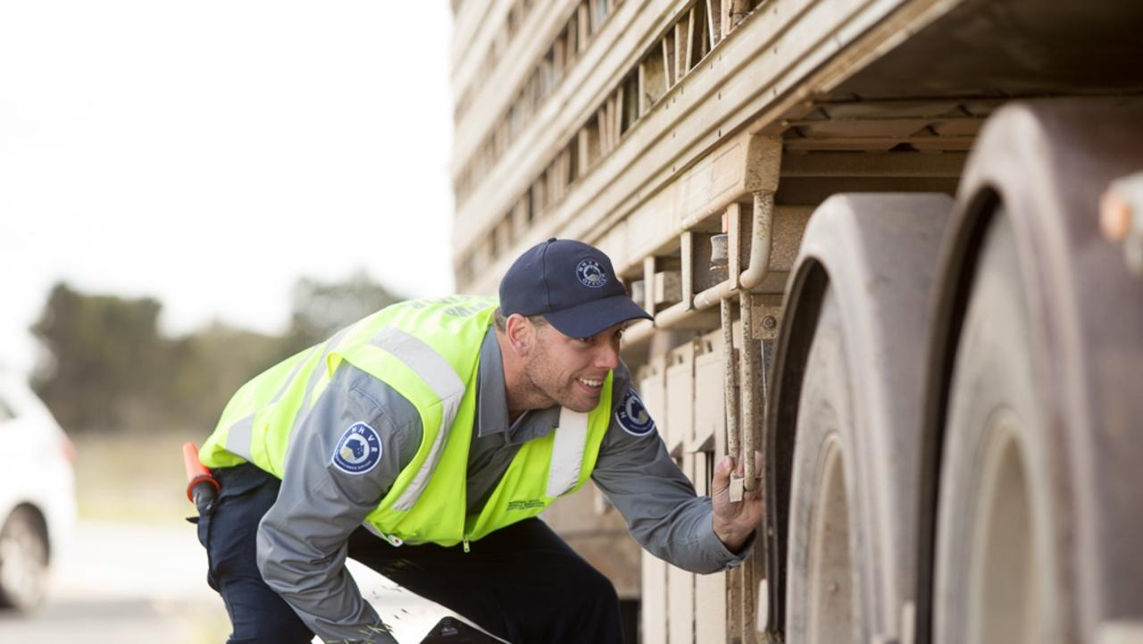 Truck safety is still at the forefront of the NHVR and police during the pandemic.