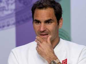 Federer 'devastated' by Wimbledon shock