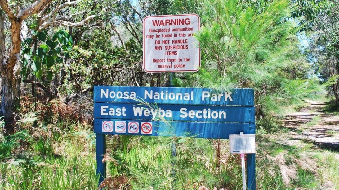 Noosa National Park will be closed to help stop the spread of coronavirus.