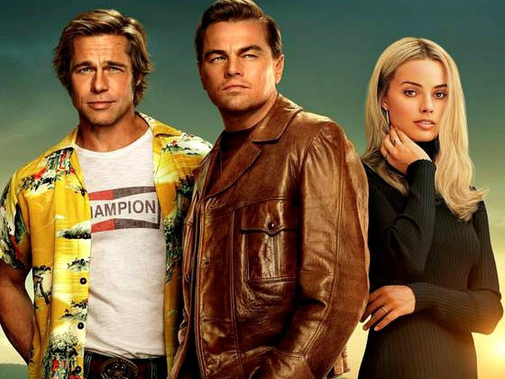 Once Upon A Time … in Hollywood is new to streaming.