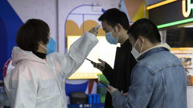 Chinese lockdown amid virus spike fears