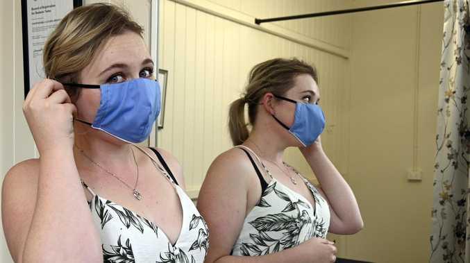 Making masks keeps business going