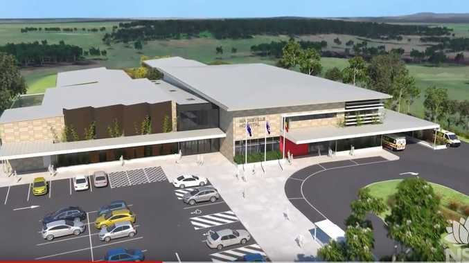 New hospital set to open ahead of winter Covid-19 clusters