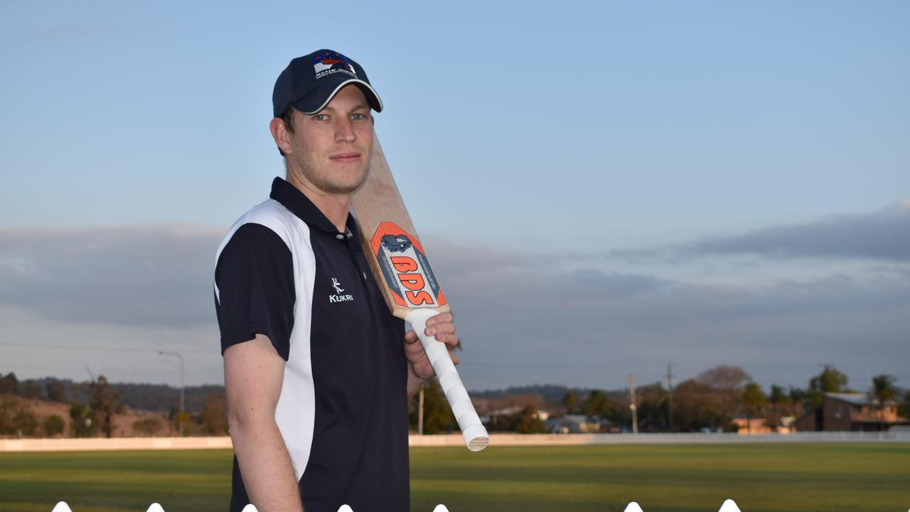 TOP SEASON: Laidley District Cricket Club first grade captain Alex Welsh said while it was disappointing to miss out on playing finals, being named premiers was still a huge achievement.